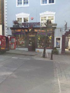 Glastonbury-entrance