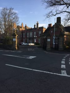 Newcastle-parking-entrance
