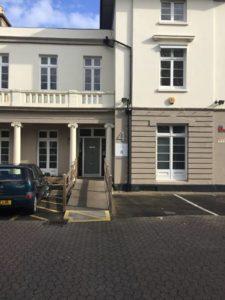 Bedford-entrance