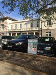 Bedford-parking