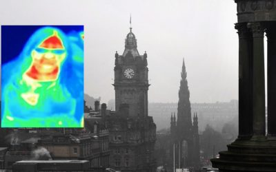 Breast Cancer Detected by 'Accident' with Museum Thermal Camera
